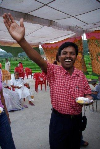 india pastor