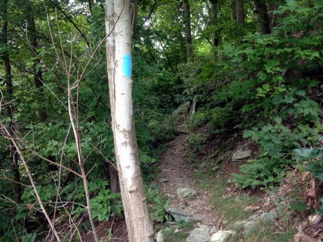 mason dixon trail hike