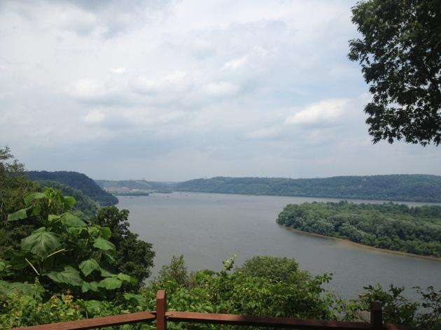 susquehanna river urey overlook