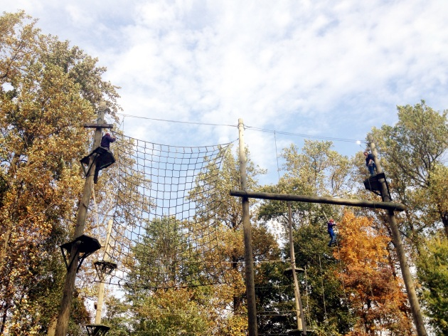 ropes course 1