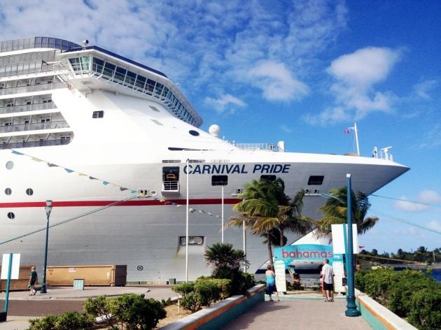 bahamas carnival pride